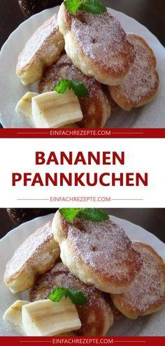 Bananenpfannkuchen 😍 😍 😍