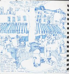 TREY BRYAN: Kansas City Sketchbook (5)