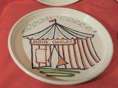 (4) Rare BENNINGTON POTTERS Mid Century Abstract Plates –DAVID GIL–Pop Art-EXC | eBay Bennington Pottery, Annie Oakley, Pop Art, Decorative Plates, Mid Century, David, Abstract, Tableware, Ebay