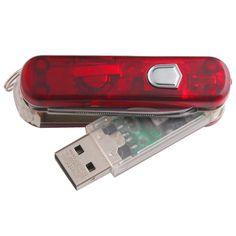 8GB Red Saber Swiss Army Knife USB Flash Drive U Pan Memory Stick