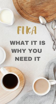 Fika, Hygge, Self-Care they all have a common thread. Learn how you can add this lovely art of Fika to your daily life to help you love your life more! Organisation Hacks, Organizing Tips, Business Woman Successful, Organized Mom, Fika, Mindful Living, Love Your Life, Kid Friendly Meals, Wabi Sabi
