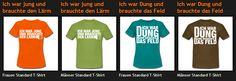 Da heute ja T-Shirt-Day auf Spreadshirt ist und Ihr heute alle Shirts auf www.derherrgott.spreadshirt.de oder www.twidentity.spreadshirt.de oder porter.spreadshirt.de OHNE Versandkosten bestellen könnt, wenn Ihr den Gutschein-Code TDAY2013 bei der Bestellung angebt, gibt es hier für Euch direkt zwei neue Designs.