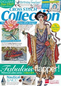 Cross Stitch Collection  Issue 225 August 2013 Saved