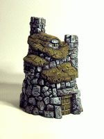 Prepainted wargames terrain from Custom Kingdoms