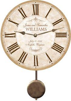 anniversary-clock https://www.pinterest.com/irenakrause77/~vintage-clocks-decoupage/