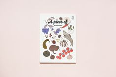 A piece of - the taste of paper on Behance