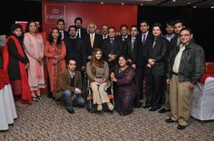 "Group photo of RAKIZAR Team (Mr. Shoaib Akram, Mr. Wahab Yunus, Mr. Humayun, Mr. Khalid Iqbal, Mr. Umar, Mr. Yasir & others) with Chief Guest, Guest Speakers & others at RAKIZAR Summit on ""Entrepreneurs & Business Leaders"" on Thursday, January 24, 2013 at Royal Palm Golf & Country Club, Lahore https://www.facebook.com/events/403424949732796/"