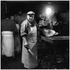 Robert Doisneau - L' échaudoir de la rue sauval 1968