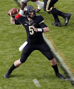 7b8402a42 2013 Purdue Blackout Uniform Blackout Game