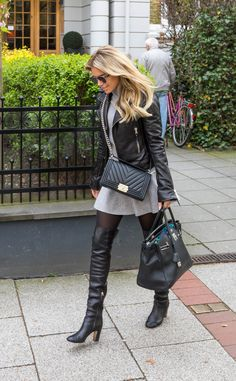 Sylvie Meis seen in Cologne