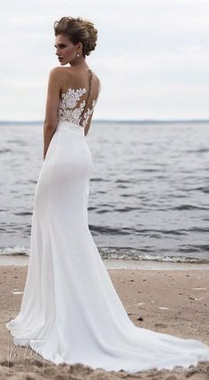 Wedding Dresses by Florence Wedding Fashion 2018 Fordewind Bridal Collection Today we are bringing you amazing wedding dresses that would leave you swooning for weeks. It is Florence Wedding Fashion 2018 Fordewind Bridal Collection. White Lace Wedding Dress, Amazing Wedding Dress, Dress Lace, Lace Dresses, Cheap Dresses, Sheath Wedding Gown, Wedding Gowns, Wedding Venues, Wedding Dresses For Girls