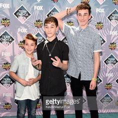 They're so cute:) ASHTON IS MY FAV!!!!!