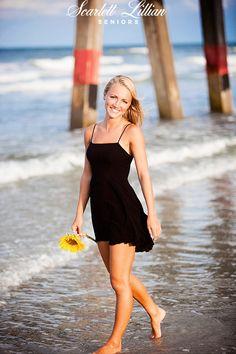 KILTY | JACKSONVILLE BEACH SENIOR PHOTOGRAPHER | Jacksonville Senior Photographer // Scarlett Lillian Seniors