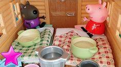 """Novela Peppa Pig 3ª PARTE """"NOTA PERDIDA""""ADMIRADOR SECRETOVídeos de Peppa Pig - YouTube"""