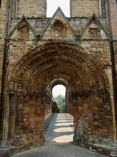 Jedburgh, Scotland, United Kingdom