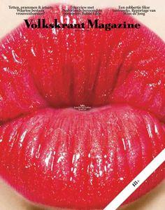 Volkskrant Magazine (Netherlands) / magazine design / cover / editorial design