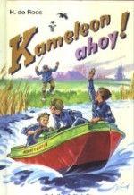 Kameleon, ahoy!, H.de Roos luisterboek
