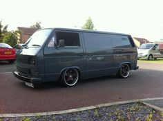 GTI van back on the road - The Brick-yard - Page 10 Volkswagen Bus, Vw Bus T3, T3 Camper, Transporter T3, Volkswagen Transporter, Custom Vw Bug, Custom Cars, Vw T3 Tuning, T3 Doka