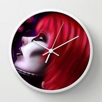 Wall Clocks by Vanden | Society6
