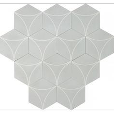 Bow C - pebble/white - Collection 2016 - Marrakech Design Marrakech, Tiles, Table Lamp, Bows, Collection, Family Bathroom, Design, Home Decor, Bathrooms