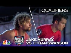 Jake Murray and Ethan Swanson Duel on the Power Tower - American Ninja Warrior Qualifiers 2020 - YouTube Power Tower, American Ninja Warrior, Face Off, Youtube, Youtubers, Youtube Movies
