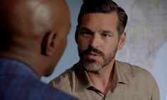 Who Is New Captain Ryan Slade on 'Rosewood'? That's Eddie Cibrian