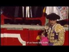 Bullfighting explicada en 2 minutos por El Fandi en su documentario :: The Matador