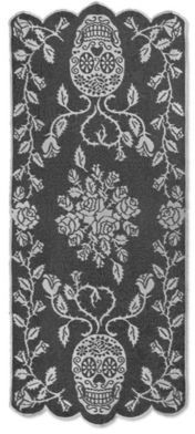 Heritage Lace® Sugar Skills 44-Inch Table Runner in Pewter