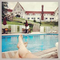 It's almost time to #KickBack and #Relax at the #KelticLodge. We're opening #May 15th! #CapeBreton #Ingonish #NovaScotia #Resort #Pool #Views #Summer #Vacation #PicoftheDay #Instagood #VisitNovaScoti