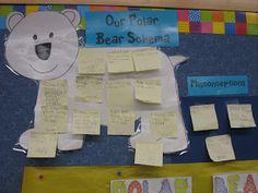 Polar Bear Schema Chart