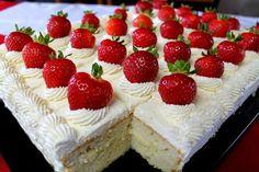 Fête du Canada nourriture, patriotiques idées de décoration et décorations comestibles aux couleurs blanches et rouges