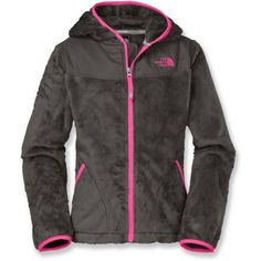 The North Face Oso Hoodie (Girls' size) - I love this
