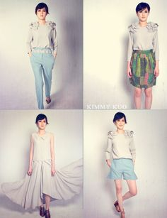 cute styling and interesting but classic cuts, into it