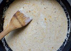 Creamy Cajun Pasta with Andouille Sausage - Salad Recipes Baked Pasta Recipes, Healthy Pasta Recipes, Spicy Recipes, Salad Recipes, Cooking Recipes, Creamy Cajun Pasta, Lemon Pasta, Stuffed Peppers, Sausage