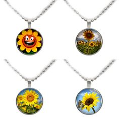 Find More Pendant Necklaces Information about Sunflower Glass Logo Women Choker Statement Necklace For Men Dress Accessories 082031,High Quality necklace wholesale,China necklace story Suppliers, Cheap dress jersey from DreamFire Store on Aliexpress.com