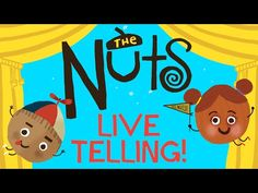 Eric Litwin's new book!!! The Nuts: Bedtime at the Nut House - LIVE TELLING! - YouTube