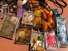Mixed sizes resin jewelry for you to finish and sell as your own. Finish them with your own personal touch. Each order will have unique pieces and not one is the same. Resin Jewelry, Unique Jewelry, Black Friday Deals, It Is Finished, Etsy Shop, Art, Art Background, Kunst, Costume Jewelry