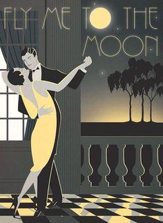 Les inspirations mariage d'Alberta Ferretti - Une chanson qui vous évoque le mariage? Fly me to the moon de Frank Sinatra.