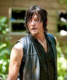 The Walking Dead - Daryl Dixon sexiness