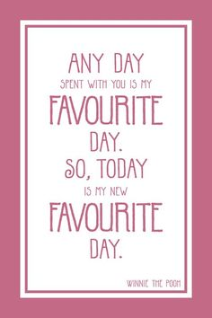 Favourite day Stretched Canvas 10159 by Wall Art Prints Adventure Of The Seas, You Are My Favorite, Kids Room Wall Art, Pink Art, Pretty In Pink, Art For Kids, Wall Art Prints, Canvas Art, Inspirational Quotes