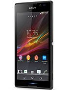 Sony Xperia C comes with Android OS, v4.2.2 (Jelly Bean), Quad-core 1.2 GHz, TFT capacitive 540 x 960 pixels, 5.0 inches touchscreen, 16M colors, 4 GB, 1 GB RAM, microSD, up to 32 GB, 8 MP, 3264 x 2448 pixels, autofocus, LED flash Camera, 1080p@30fps video, HTML5, Adobe Flash, EDGE, GPRS, GPS,Wi Fi and 3G Smartphone by Sony.