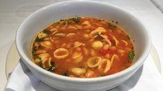 Serafina Trattoria Italiana uses a recipe handed down from Chef Fabiano Lazzari's mother for its Pasta e Fagioli. (Serafina Trattoria Italiana/Courtesy)
