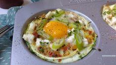 courgette ei nestjes-koolhydraatarm recept Ras El Hanout, Avocado Egg, Paleo, Breakfast, Weight, Food, Tips, Zucchini, Salads