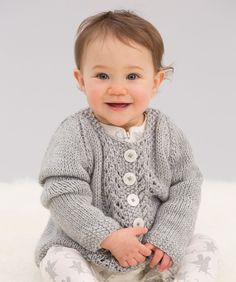 Cozy Neutrals For Baby Pattern | Red Heart