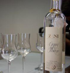 #grappa #zeni #degustazione