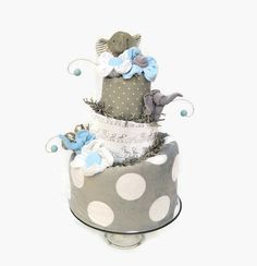 Hey, I found this really awesome Etsy listing at https://www.etsy.com/listing/228229894/elephant-diaper-cake-elephant-baby