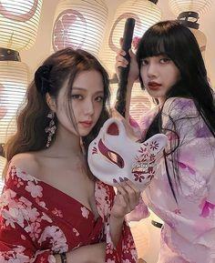 Kpop Girl Groups, Kpop Girls, Korean Girl, Asian Girl, Lisa Blackpink Wallpaper, Black Pink Kpop, Blackpink Photos, Blackpink Fashion, Jennie Blackpink