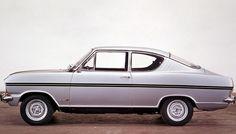 opel kadett coupe 60s