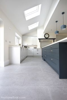 Dove Grey stone effect porcelain tiles, stunning large format grey porcelain floor tiles. Order your FREE sample of Dove Grey stone effect porcelain Floor Tile Grout, Cleaning Tile Floors, Grey Floor Tiles, Grey Flooring, Stone Flooring, Large Floor Tiles, Shower Grout, Tiled Floors, Flooring Tiles