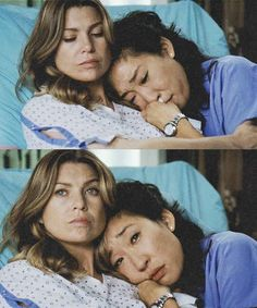 Meredith Grey and Christina Yang - Grey's Anatomy Greys Anatomy Memes, Grey Anatomy Quotes, Grays Anatomy, Best Tv Shows, Favorite Tv Shows, Gossip Girl, Hush Hush, Meredith And Christina, You Are My Person